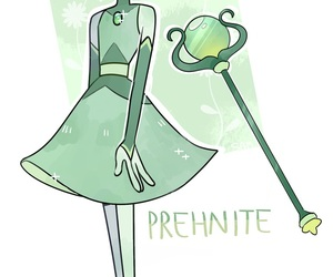 draw, green, and steven universe image