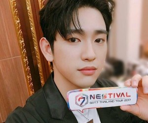 k-pop, kpop, and jinyoung image
