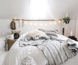 bedroom, fashion, and goals image