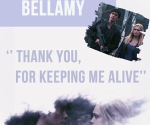 the 100, bellarke, and bellarke wallpaper image