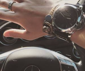 car, watch, and fashion image