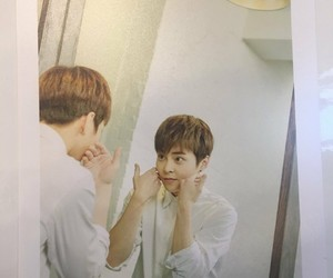 baby, exo, and xiumin image