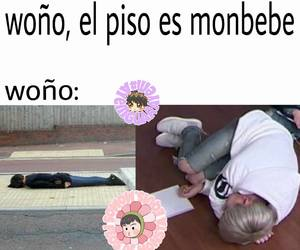 kpop, meme, and monbébé image
