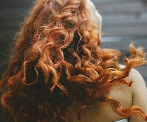 ginger, vintage, and ginny weasley image