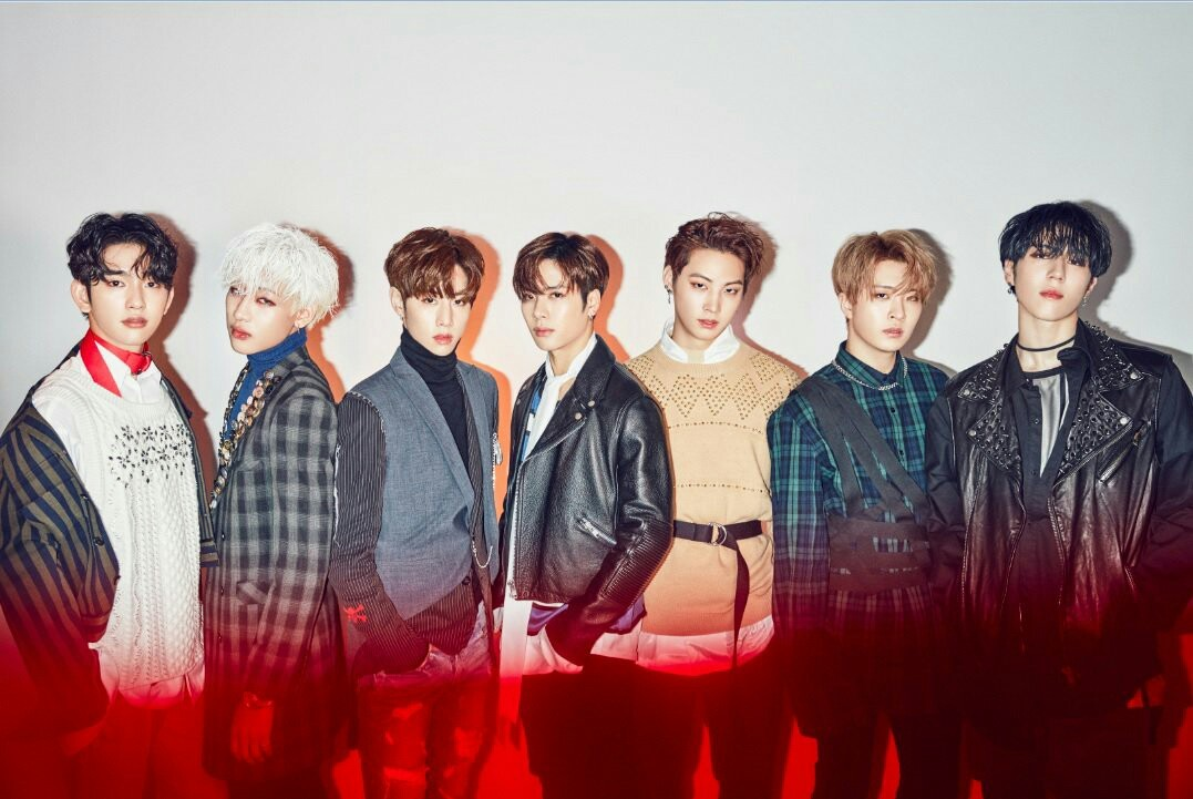 got7, jackson, and JB image