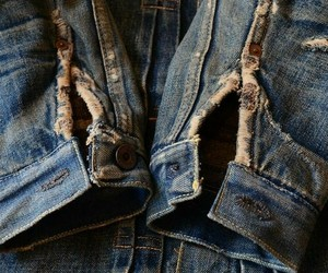 jacket and jeans image