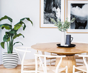 apartment, Scandinavian, and chairs image