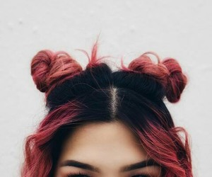 asian girl, girls, and hairstyle image