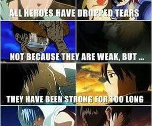 anime, Ichigo, and anime sad image