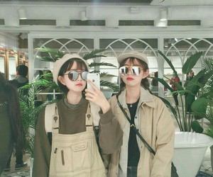 asia, korean+girls, and asian+girls image