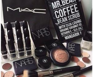 mac, makeup, and nars image