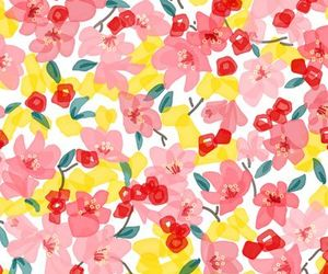 flowers, spring, and wallpaper image