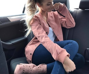 fashion, ootd, and girls image