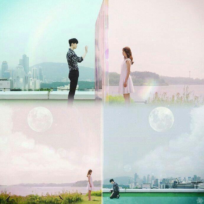 drama, korea, and sad image