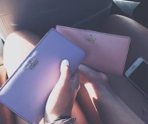 bag, goals, and besties image