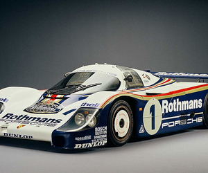 porsche, racing, and classic cars image