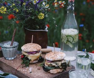 food, picnic, and gluten-free image