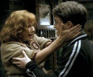 harry potter and molly weasley image