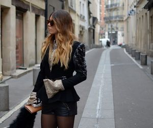 cool, girl, and style image