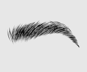 draw, art, and eyebrows image