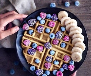 artsy, pretty, and waffle image