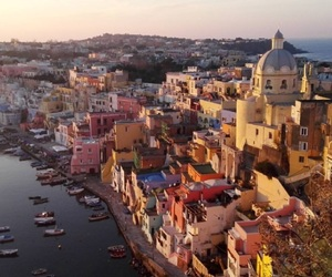 italy and procida image