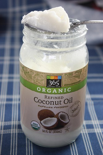 cure and coconut oil image