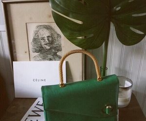 green and celine image