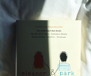 books, eleanor and park, and rainbow rowell image