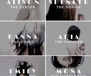 pretty little liars and spencer image