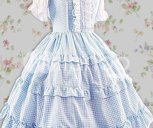 adorable, checkered, and lolita image
