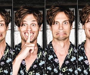 matthew gray gubler, mgg, and spencer reid image