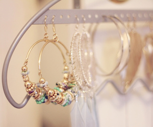 girly and jewelry image