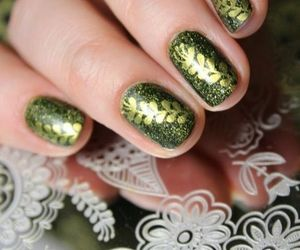 diy, manicure, and nail art image