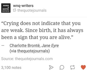 charlotte bronte, inspiration, and inspirational image