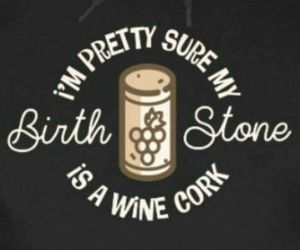 alcohol, funny, and wine image