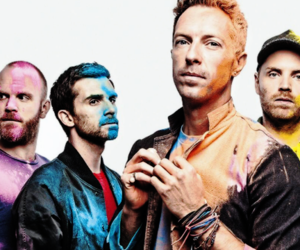 bands, Chris Martin, and coldplay image