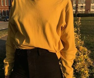 yellow and style image