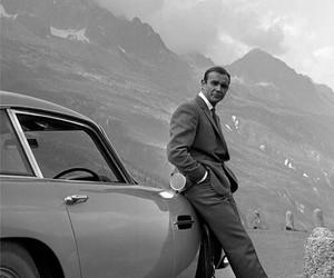 car, bond, and James Bond image