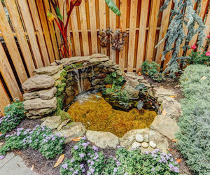 beautiful, garden, and gardening image