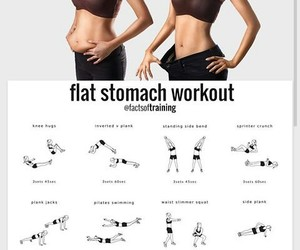 body, exercises, and health image