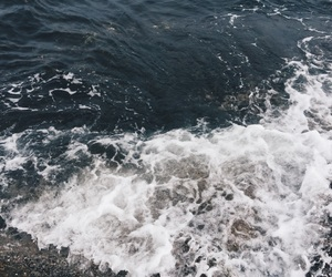 ocean, summer, and water image