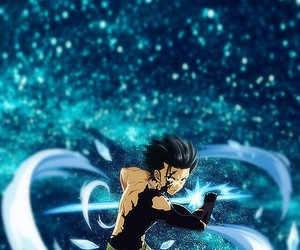 gray, fairy tail, and ice make image