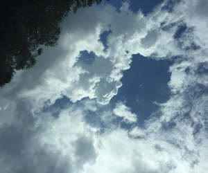 clouds, skies, and sky image