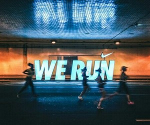 nike and run image