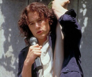 heath ledger, 10 things i hate about you, and boy image