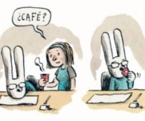 cafe, liniers, and trabajo image
