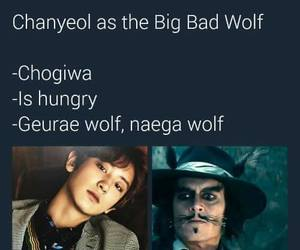 exo, monsta x, and kpop image