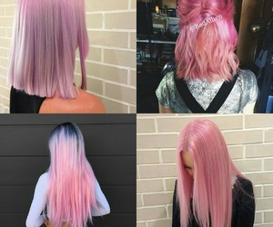 girls, hair, and 💗 image