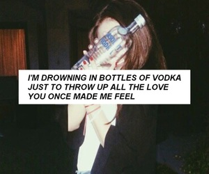 alternative, drink, and grunge image